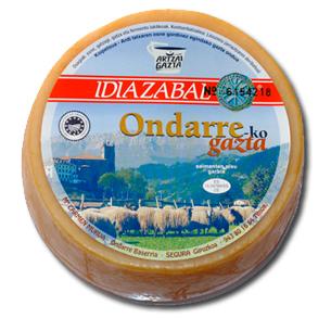 Idiazabal Gazta Ondarre baserria